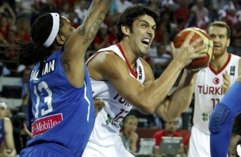 ЧМ-2010. Пуэрто-Рико отпускает Турцию