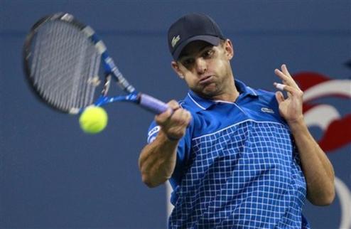 Роддик покидает родной US Open