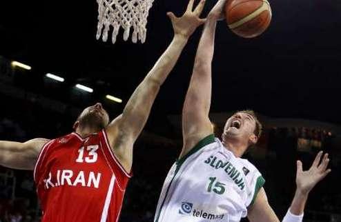 ЧМ-2010. Иран Словению так и не догнал