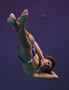 Прыжки в воду. Украинцы выступают на юниорском чемпионате мира