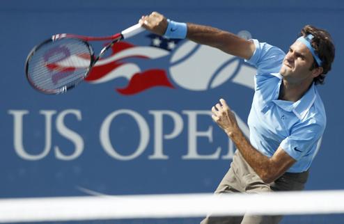 ������� ����� �������� � ������ ���� US Open
