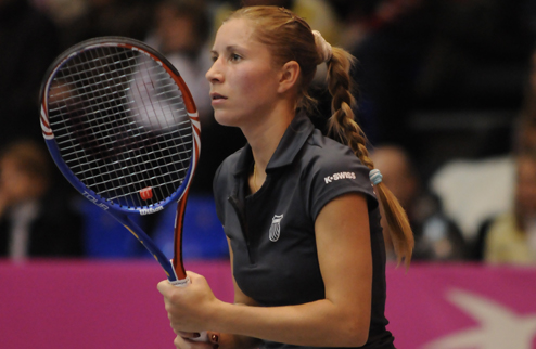 А. Бондаренко покидает US Open