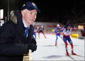 Норвежец в пятый раз избран президентом Международного союза биатлонистов