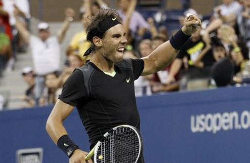 Испанское шествие во главе с Надалем на US Open