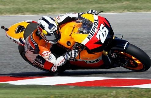MotoGP. Гран-при Сан-Марино. Педроса — победитель квалификации