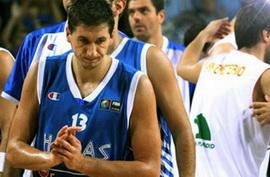 Диамантидис завершил выступления за сборную Греции
