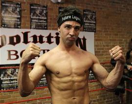 Малиньяджи намерен вернуться на ринг в декабре