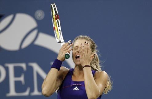 US Open. Фотодень шестой