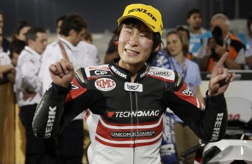 На соревнованиях класса Moto2 погиб гонщик