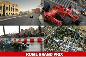 Феррари призывают выступить против проведения Гран-при Рима