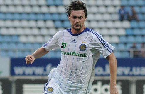 Милевский с Динамо до 2013 года