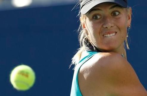 """Шарапова не смогла остановить """"принцессу датскую"""" на US Open"""