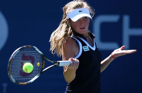 Украинки неудачно отыграли день на юниорском US Open