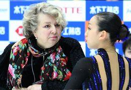 Фигурное катание. Вице-чемпионка Олимпиады-2010 ушла от Тарасовой