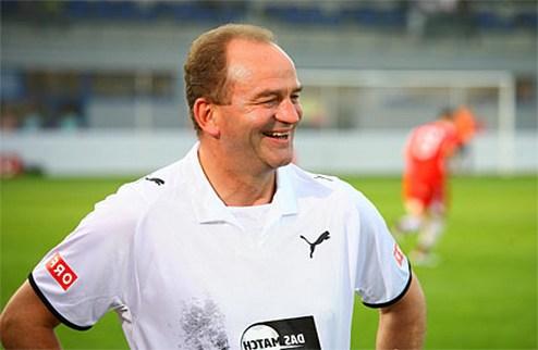 Золотой выбор УЕФА: Герберт Прохазка