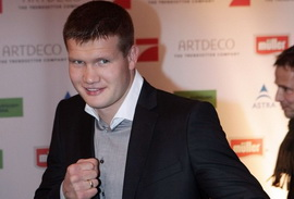 Бахтов стал официальным претендентом на титул Димитренко