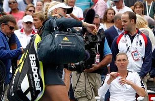 US Open. Фотодень двенадцатый