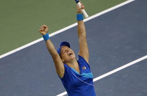 Звонарева проваливает финал на US Open