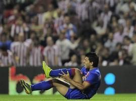 Агуэро травмировался в игре с Атлетиком