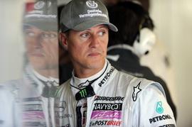 "Шумахер: ""12-е место – это был максимум"""