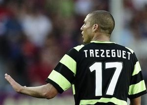 Трезеге намерен вернуться в сборную