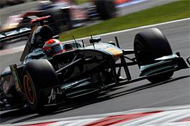 Лотус прекратил сотрудничество с Cosworth