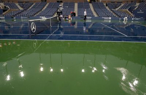 US Open. Фотодень четырнадцатый