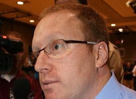 Экс-помощник Керра стал вице-президентом Кливленда