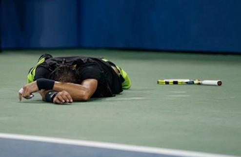 US Open. Фотодень пятнадцатый