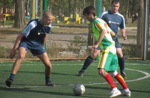 ДАТА-Спорт. Осенний Кубок — 2010! 1-й тур