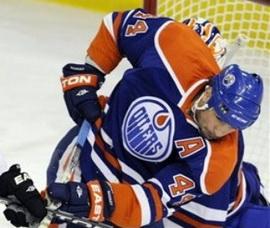 НХЛ. Эдмонтон отказывается от Сюрея