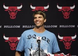 """Корвер: """"В Чикаго сделали все, чтобы создать хорошую команду"""""""