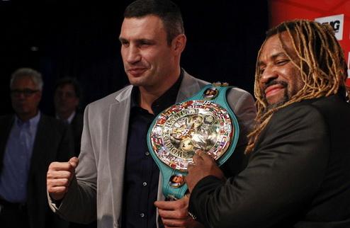 """Бриггс: """"Рефери остановит бой, так как я начну избивать Кличко"""""""