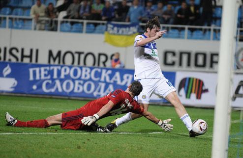 Очередной позор газзаевского Динамо