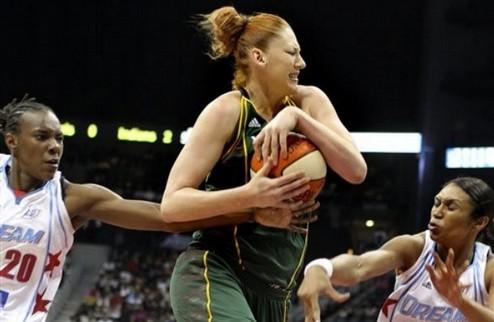 ����� ���� ��������� WNBA