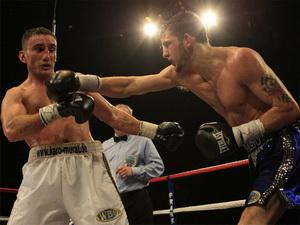 Результаты вечера бокса в Бирмингеме