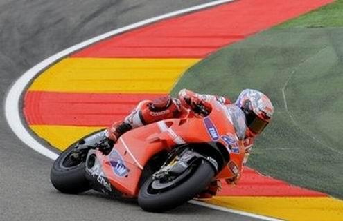 MotoGP. Гран-при Арагона. Стоунер — победитель гонки