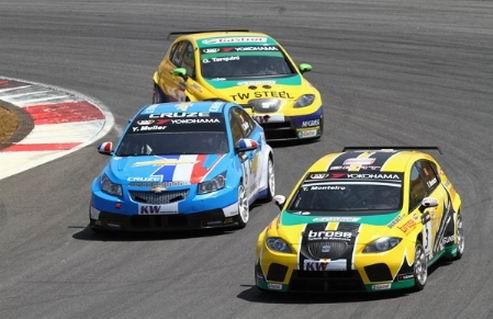 WTCC. Этап 9. Обзор гонок