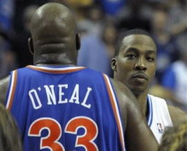 Шакил желает Ховарду победы в чемпионате НБА