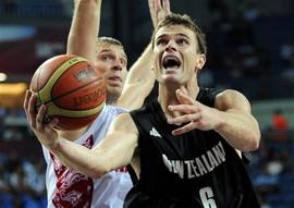 Сборник Новой Зеландии попробует вернуться в НБА