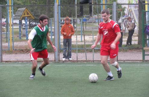 Осенний Кубок — 2010! 2-й тур