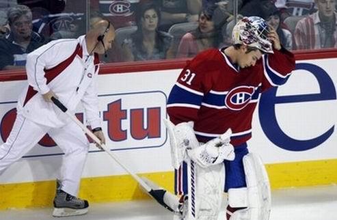НХЛ. Прайс просит болельщиков Монреаля успокоиться