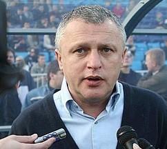 """И.Суркис: """"Помните, как требовали отставки Луческу?"""""""
