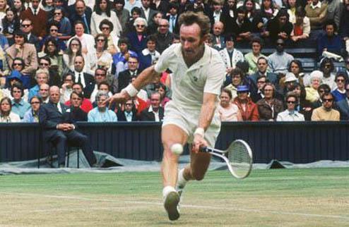 Легенды тенниса. Род Лейвер