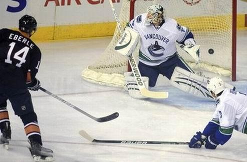НХЛ. Предсезонные матчи. Эдмонтон уничтожил Ванкувер