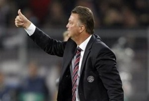 Ван Гаал доволен победой Баварии