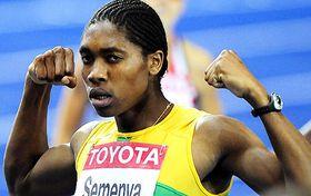 Легкая атлетика. У мужеподобной чемпионки мира проблемы со здоровьем