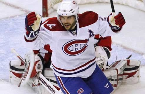 НХЛ. Джионта официально назван капитаном Монреаля