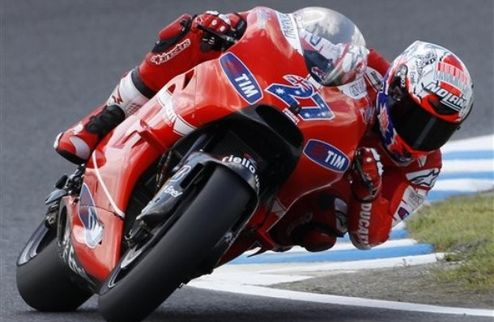MotoGP. Гран-при Японии. Стоунер снова побеждает