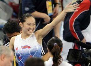 Гимнастка из КНДР подозревается в фальсификации возраста